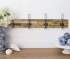 coat racks from french knot