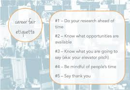 Career Fair Etiquette 5 Helpful Tips The Prepary The Prepary
