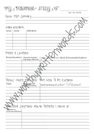 Book Notes Chapter Summary Template 5Th Grade 6 – Katieburns