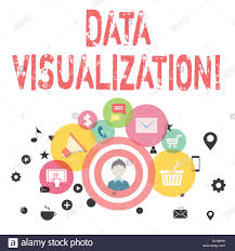 Text Sign Showing Data Visualization Business Photo