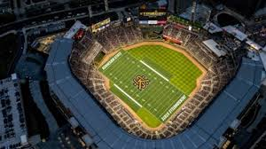 Kennesaw State Football Seating Chart Suntrust Park To Host College Football Game
