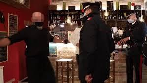 Anche a Genova oggi alcuni ristoranti aperti per protesta nonostante le  misure anti covid - GenovaQuotidiana