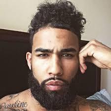 Black Men Beard Chart 23 Black Men Beards Top Beard Styles For Black Guys