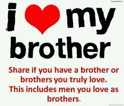 I Love My Brother Quotes Cool I Love My Brother Pictures Photos And Images For Facebook Tumblr