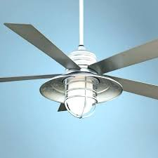 galvanized outdoor ceiling fan galvanized outdoor ceiling fan with light ial large fans modern y galvanized