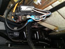 passenger lateral sensor? renault forums independent renault Fuse Box Access With Pics Renault Forums Scenic renault forums independent renault forum