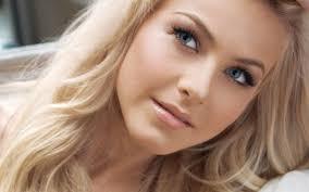 цвет бровей фото для блондинок