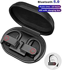 GOURCE <b>A9 TWS</b> Sports Earphones <b>Wireless</b> Bluetooth: Amazon.in ...