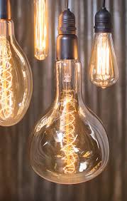 vintage lighting fixtures. Check Out Those Huge Edison Vintage Light Bulbs 15 Inch Nostalgic Oversize Grand Lighting Fixtures I