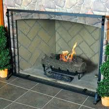 flat fireplace screens screen uk woodeze single panel with doors canada flat fireplace screens guard screen uk with doors
