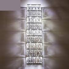 exquisite lighting. Modern Large Exquisite Crystal Lighting Parlor Tall Wall Sconce Living Room Villa Big Long Led
