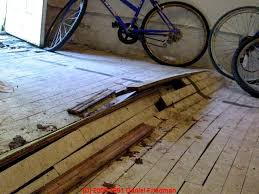 buckled wood flooring daniel friedman repair
