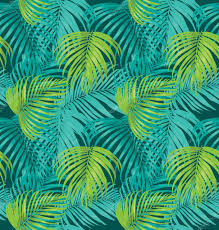 Palm Leaf Pattern Magnificent Palm Leaf Pattern Stock Vector © Theerapolsriin 48