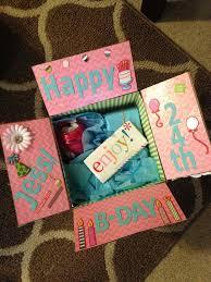 best friend birthday present ideas gifts template gift box diy