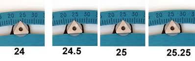 Park Tension Meter Chart Wheel Tension Measurement Park Tool
