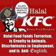 Image result for anti halal