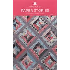 Paper Stories Quilt Pattern by MSQC - MSQC - MSQC — Missouri Star ... & Paper Stories Quilt Pattern by MSQC Adamdwight.com