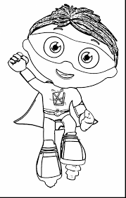 Small Picture Super Why Coloring Pages To Print glumme