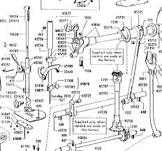 Singer Sewing Machine Featherweight 221 Parts