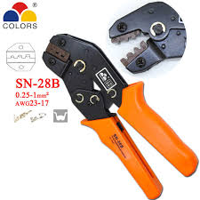 Online Shop SN-28B <b>pliers</b> 10 claws for TAB 2.8 <b>4.8 6.3</b> / C3 XH2.54 ...
