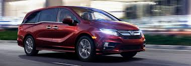 2018 Honda Odyssey Standard Safety Features
