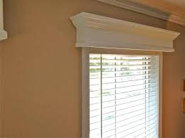 wood window valance with crown molding breathtaking beechridgecamps com home ideas 39