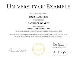 Fake Diploma Template Free Fake Masters Degree Template Magdalene Project Org