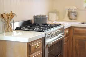 diy kitchen remodel 40 subway tile counter tops