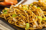 bami goreng  indonesian version of lo mein