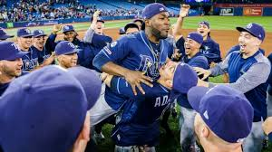 Depth Chart Blue Jays Tampa Bay Rays Clinch Al Wild Card Spot Despite Mlbs Lowest