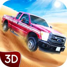 Amazon.com: Offroad Hilux Pickup Truck Car Simulator: Hot Forest ...