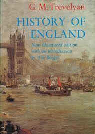 history of england g m trevelyan