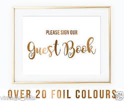 Sign Book For Wedding Sign Our Guest Book Wedding Sign Guest Book Reception