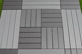 Terrasse Composite Dalle Photo Vu Sur Terrasse