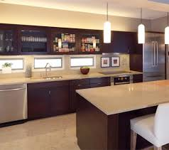 kitchens with dark cabinets and light countertops. Dark Kitchen Cabinets With Light Countertops \u2013 Fresh It S Here Floors Kitchens And