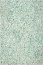 enlarged view blue wool area rugs hilale handmade light rug