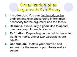 argumentative essay best images about writing argument on sandy  argumentative essay 7 organization of an argumentative essay argumentative essay format outline argumentative essay