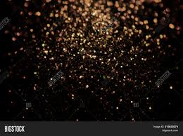 Powerpoint Template Black Red And Gold Glitter Sparkle Background