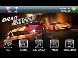 drag racing android game on pc