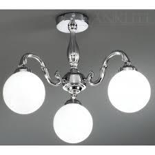 Bathroom Ceiling Lights Bathroom Franklite Chrome Bathroom Ceiling Lighting Made Of