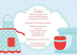 Kitchen Shower Kitchen Shower Invitation Bridal Wedding Shower Invite