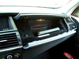 bmw x5 glove compartment