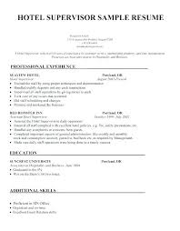 Housekeeping Resume Examples Mesmerizing Resume For A Housekeeper Housekeeping Resume Examples Best Ideas Of