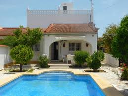 Spanish Villa With Own Private Pool In Los Balcones ... - 1035584