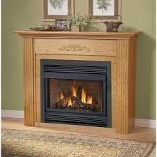 vent free propane fireplace
