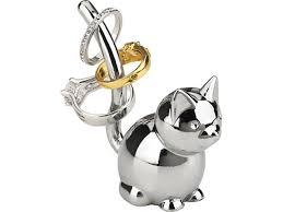 <b>Подставка для колец Zoola</b> «Кошка» (арт. 299212.00) - купить в ...