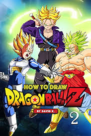 how to draw dragonball z 2 the step by step dragon ball