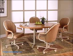 cabinet winsome dinette sets with rolling chairs 3 refundable kitchen table dining casters kutskokitchen small dinette