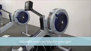 Concept2 Indoor Rowing Drag Factor