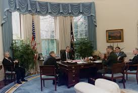bush oval office. Bush Oval Office O